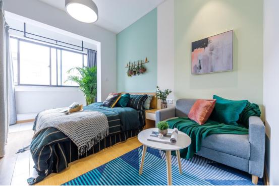 上海一号线宝安公寓,定义人居新空间 -异乡好居