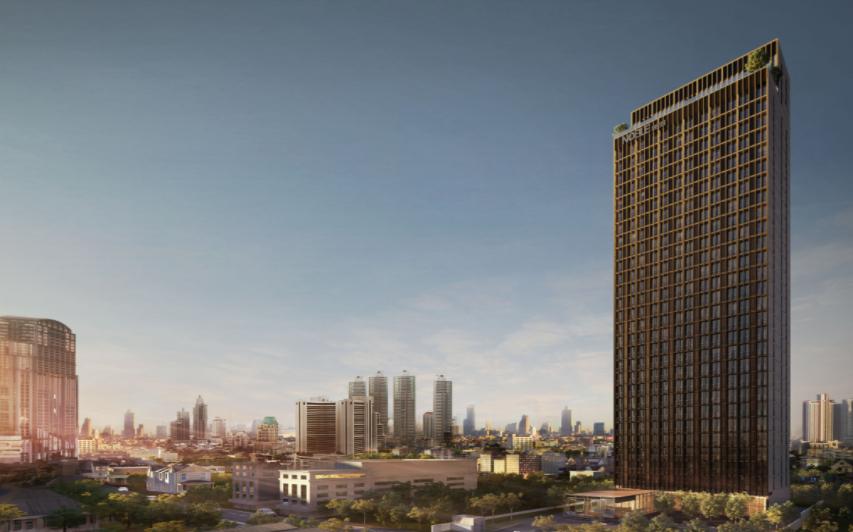 泰国曼谷澎蓬富人区诺博Noble BE33公寓,超... -异乡好居