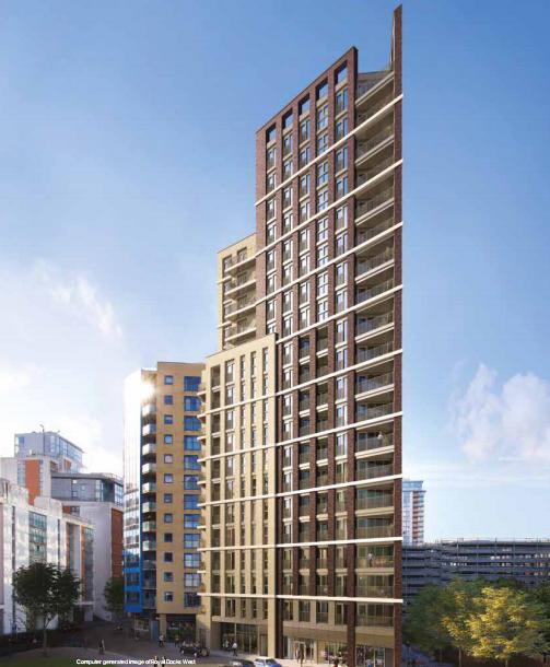 英国伦敦Royal Docks West公寓,皇家... -异乡好居