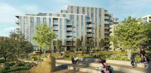 伦敦北部伍德伯里城,生态水景住宅给你全新视觉体验!... -异乡好居